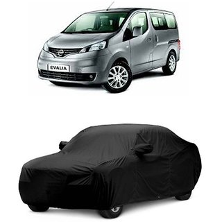 Buy Vsquare Nissan Evalia Car Body Cover Black Online Get 59 Off