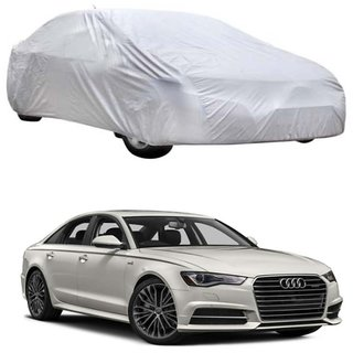 Vsquare Audi AUDI A-6 Car Body Cover Silver