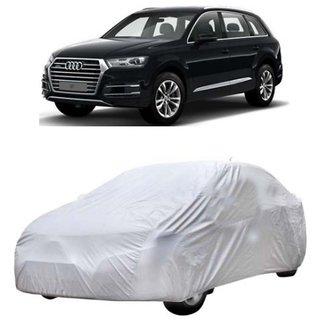 Vsquare Audi AUDI Q-7 Car Body Cover Silver