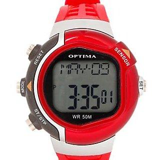 Optima Digital Wrist Watch For Men (10001)