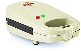 Chef Pro CPS801 700-Watt Single Sandwich Maker