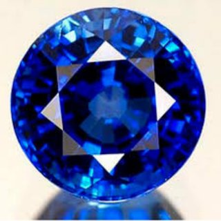 6.25 RATTI NATURAL CERTIFIED BLUE SAPPHIRE (NEELAM) STONE