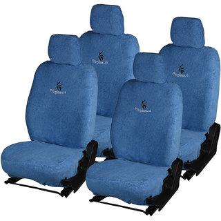 Pegasus Premium Blue Towel Car Seat Cover For Opel Astra