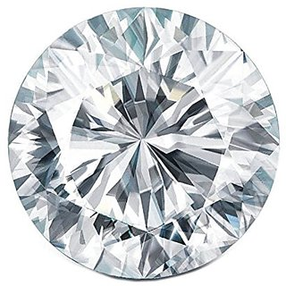 Zircon Gemstone Certified Original American Diamond 5.17 Ratti