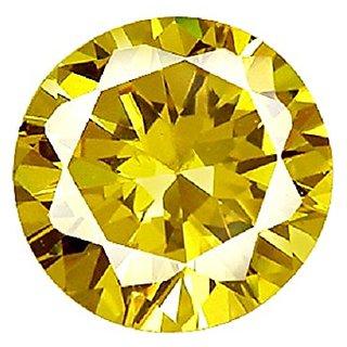Yellow Zircon Gemstone Certified Natural Cubic Zirconia Stone 5 44 Ratti Online Get 50 Off