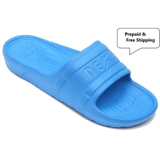 Nexa Sky Blue Duramo Slippers