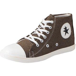 FAUSTO Brown Men's Sneakers