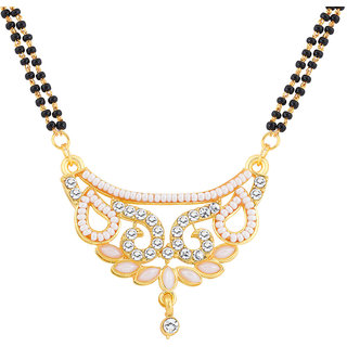 Shostopper Gold Plated Gold Alloy With chain for Women