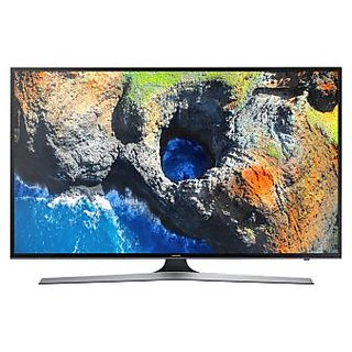 Samsung 50MU6100 50 inches(127 cm) UHD LED TV With 1...