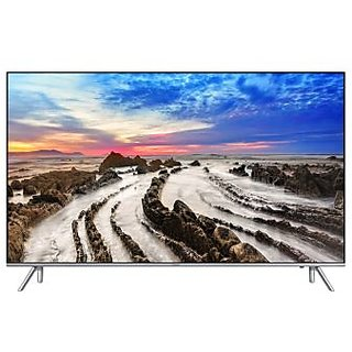 Samsung 55MU7000 55 inches(139.7 cm) UHD LED TV With 1...