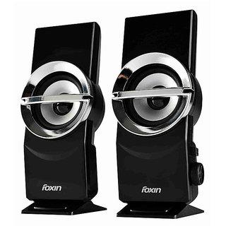 Foxin FMS 2002 2.0 Channel Multimedia Speaker..