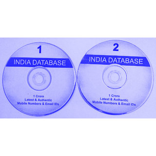 All India Mobile Database and All india email database