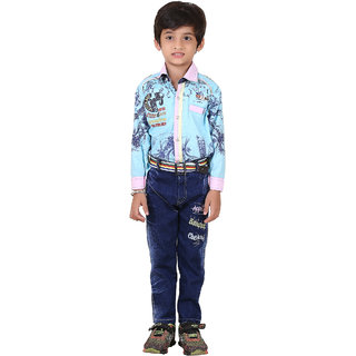 Crazeis Ethnic Set For Boy'S