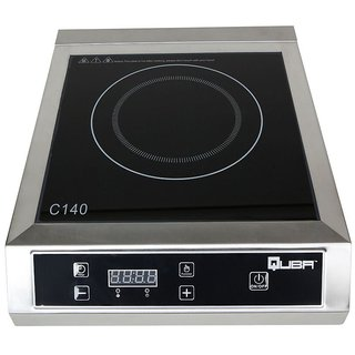 Quba Commercial induction 5000 Watt C-140 Induction Cooktop