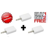Iphone 5 3.5mm Aux Splitter For IPod, IPad, IPhone And MP3 Combo