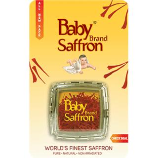 Baby Brand Saffron (Kesar), 1gm