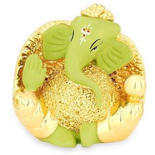 Ganesha Gold plated