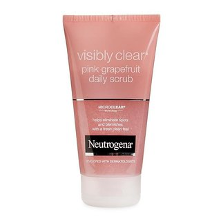 Neutrogena Visibly Clear Pink Grapefruit Scrub 150ML
