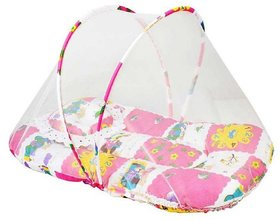 BcH Baby Bedding Mattress With Mosquito Net
