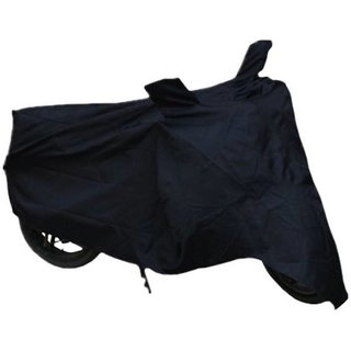 Affinity TVS XL 100 Bike Cover- Black