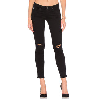 Buy XEE Women Black Skinny Fit Ripped Jeans Online - Get 52% Off 42dd728b4c