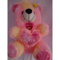 AGS 75- Teddy Bear Big Size, Kid, Valentine, Love, Friendship Gift,bday Gift