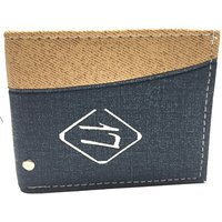Jim-Dandy Men's Formal Denim Wallet .