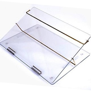 writing table top p.s  sheet small size 1216 inch 7mm transparent clear colour