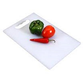 Rotek Chopping Board - Vegetable and Fruits Cutting Board - Big Size (L 40 cm X W 27cm)