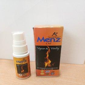 Ancient Healer Menz Oil 50ml