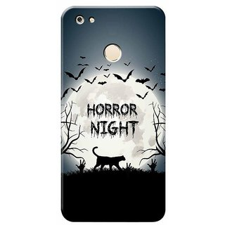 innovative design 9e0cf 69d43 Gionee M7 Power Back Hard Printed Case Cover by Cvanzi - Horror Nights  Design
