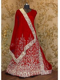 Dream Style Present Famous Designer Stitched Wedding Gown