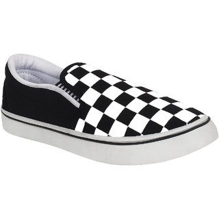 Oricum Black-775 Men/Boys Casual Shoes