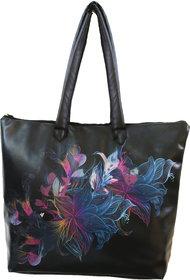 Folle Sopisticated Diva Digitally Printed Tote Bag