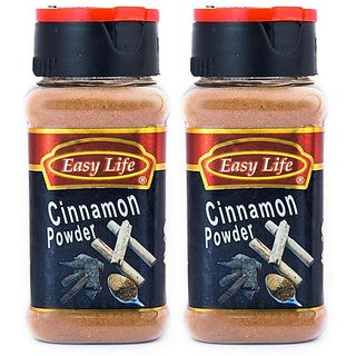 EASY LIFE COMBO PACK OF CINNAMON POWDER (Pack of 2)