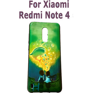 Redmi Note 4 Back Cover Best Quality