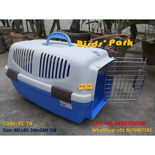 IATA approved Dog Flight Carrier imported FC 7A  EXPORT CUSTOM CLEARANCE PUPS