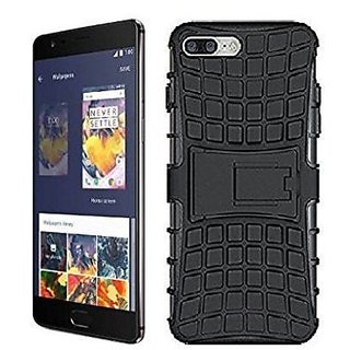 One Plus Three /Three T (1+3/1+3T) Defender Stylish Hard Back Cover Armour