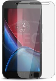 Motorola Moto G4 Plus Tempered Glass Protector By Elapse
