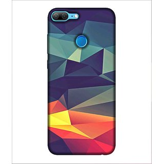 For Huawei Honor 9 Lite Pattern, Multicolor, Amazing Pattern, Lovely pattern,  Printed Designer Back Case Cover By Human Enterprise