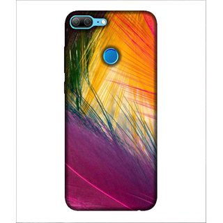For Huawei Honor 9 Lite Pattern, Multicolor, multicolour pattern, Lovely pattern,  Printed Designer Back Case Cover By Human Enterprise
