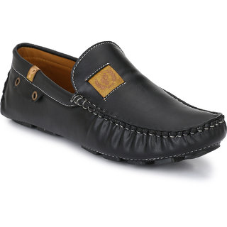 Prolific Mens Black Casual shoes