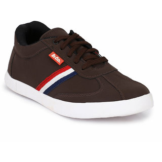 Prolific Mens Brown Casual shoes