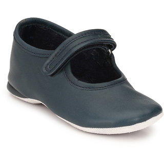 Hirels Blue Kids Velcro Shoes