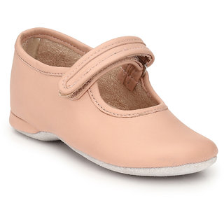 Hirels Pink Kids Velcro Shoes
