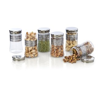 Steelo 300ml x 6 pcs PET Container Set (Belly)