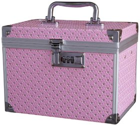 Pride venus to store cosmetics Vanity Box (Pink)