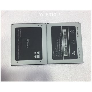 100 Percent Original Battery for Micromax YU 5010 / 5010A Yuphoria 2230 mAh with 1 month warantee.