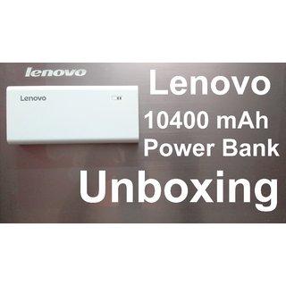 Buy Powerbank Of Lenovo 10400mah Online Get 63 Off