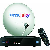 Tata Sky HD Box with 1 Year Dhamaka 199 Pack + 1 Year HD Access